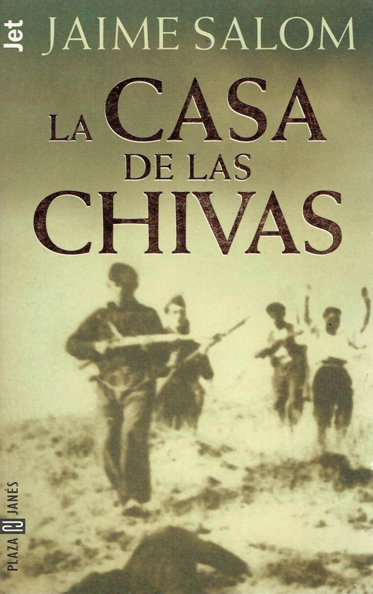 La Casa de las Chivas - Jaime Salom