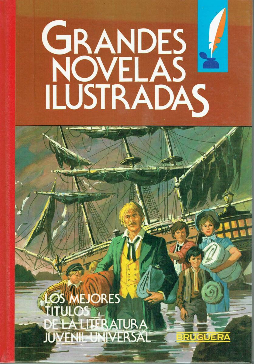 Grandes Novelas Ilustradas, tomo 5 -
